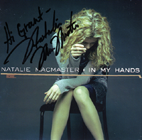 Natalie MacMaster - In My Hands (Signed!)